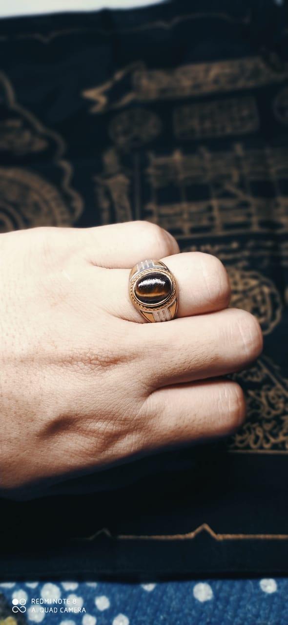 cincin mustika macn kumbangg tuah