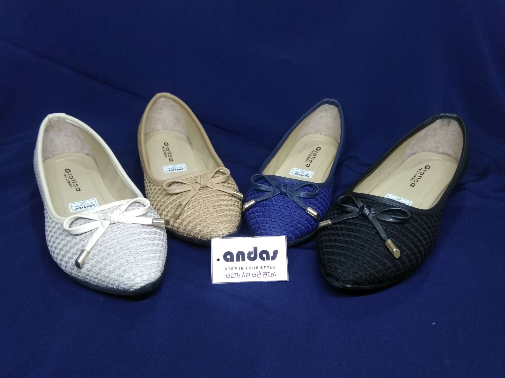 flat shoes gratica wanita