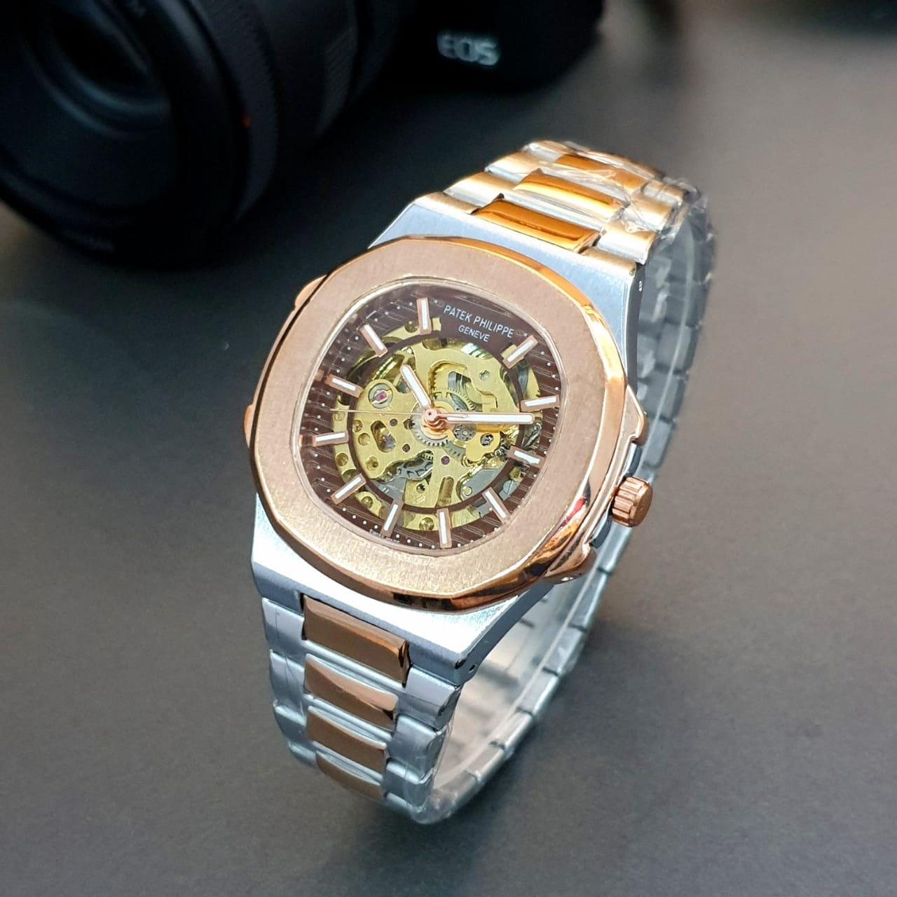 (fourever store) promo jam tangan pp matic 42mm