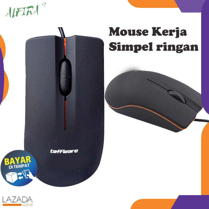 mouse taffware m20 usb 100%  wired mouse usb 800dpi