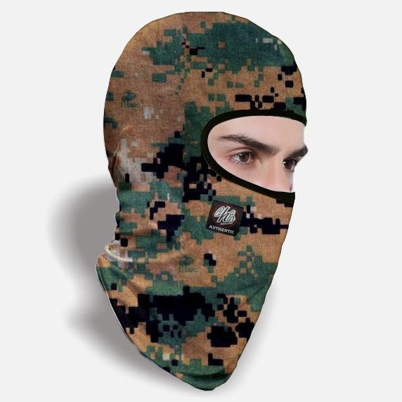gh balaclava masker motor sarung kepala helm ninja ghahar original – artacollection