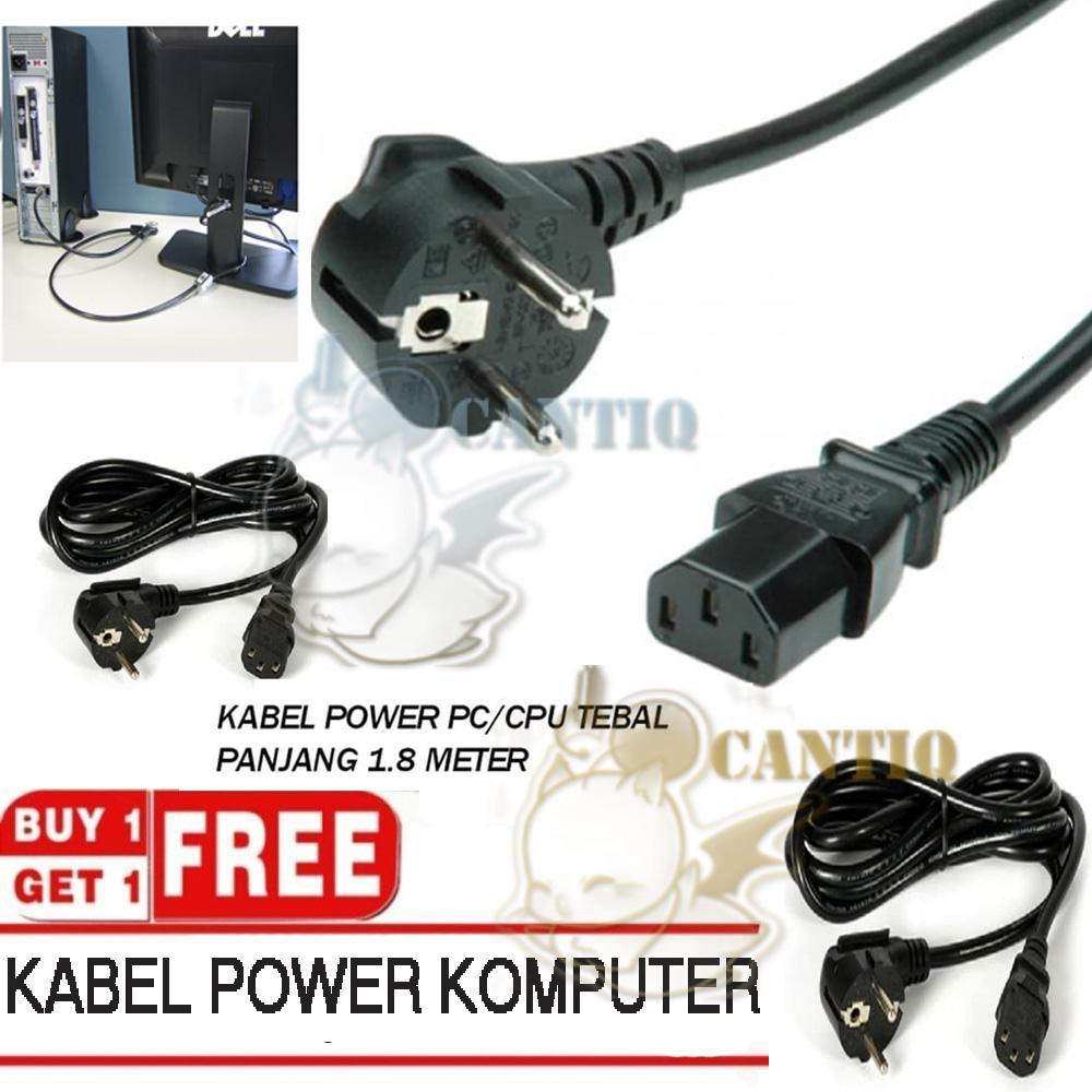 Kabel Power Komputer Universal Kabel Power PC Komputer / CPU Cable Power Computer Kabel Power Computer