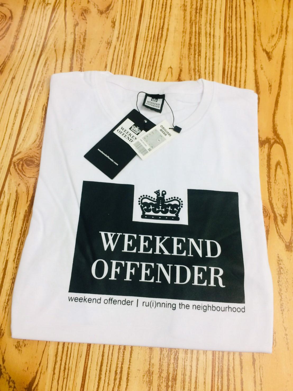 kaos distro tugas negara bos !! t-shirt – hitam kuning
