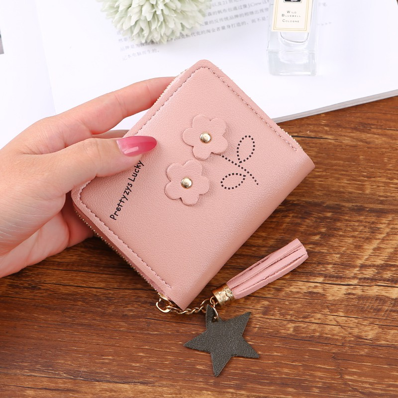 DOMPET FOREVER YOUNG D24 DOVE KELLY BELLY MINI GRACE KOREAN FASHION TRENDY FASHION WALLET