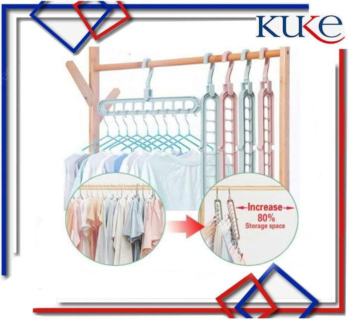 magic hanger gantungan baju gantungan ajaib wonder hanger e010