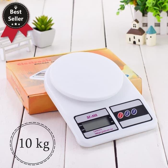 timbangan dapur digital mangkok mangkuk kapasitas 5kg / digital kitchen scale