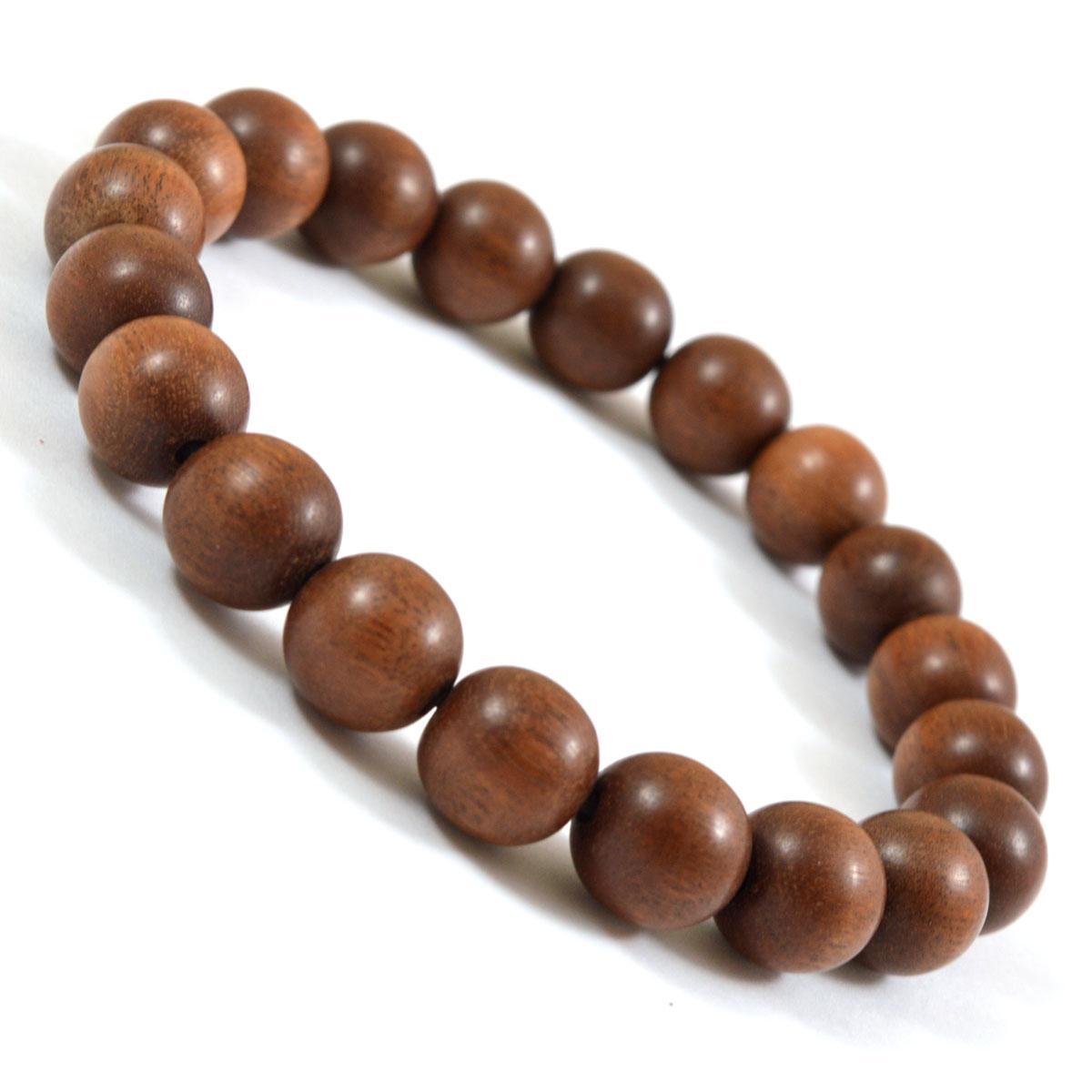 ic beads original gelang kayu setigi laut natural alami 10 mm