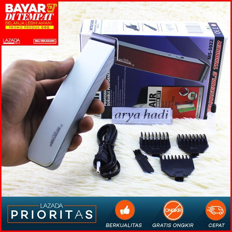 Nova Alat Cukur Kumis Rambut Jenggot Portabel Hair Trimmer Nhc 6138 ... f8e75a1063