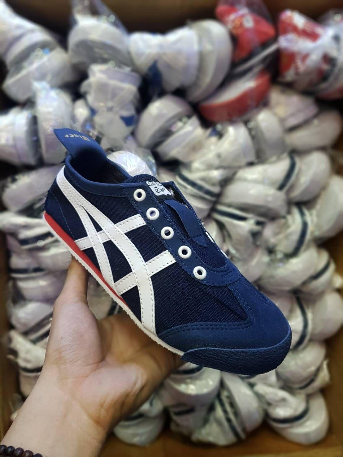ONITSUKA TIGER SLIP ON WOMEN