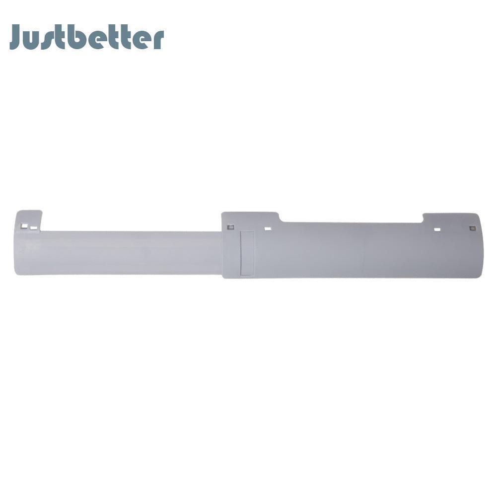 Adjustable Anti-Angin Penutup Mesin Pendingin Udara Kaca Depan Baffle Pelindung
