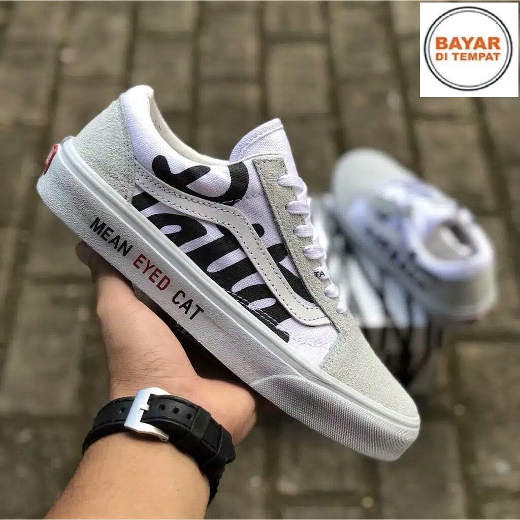 ... catur bisa bayar di tempat  Terbaru. Source · Promo diskon !! Sepatu  Sneakers Pria Vans oss Casual   sekolah catur 42683118a4