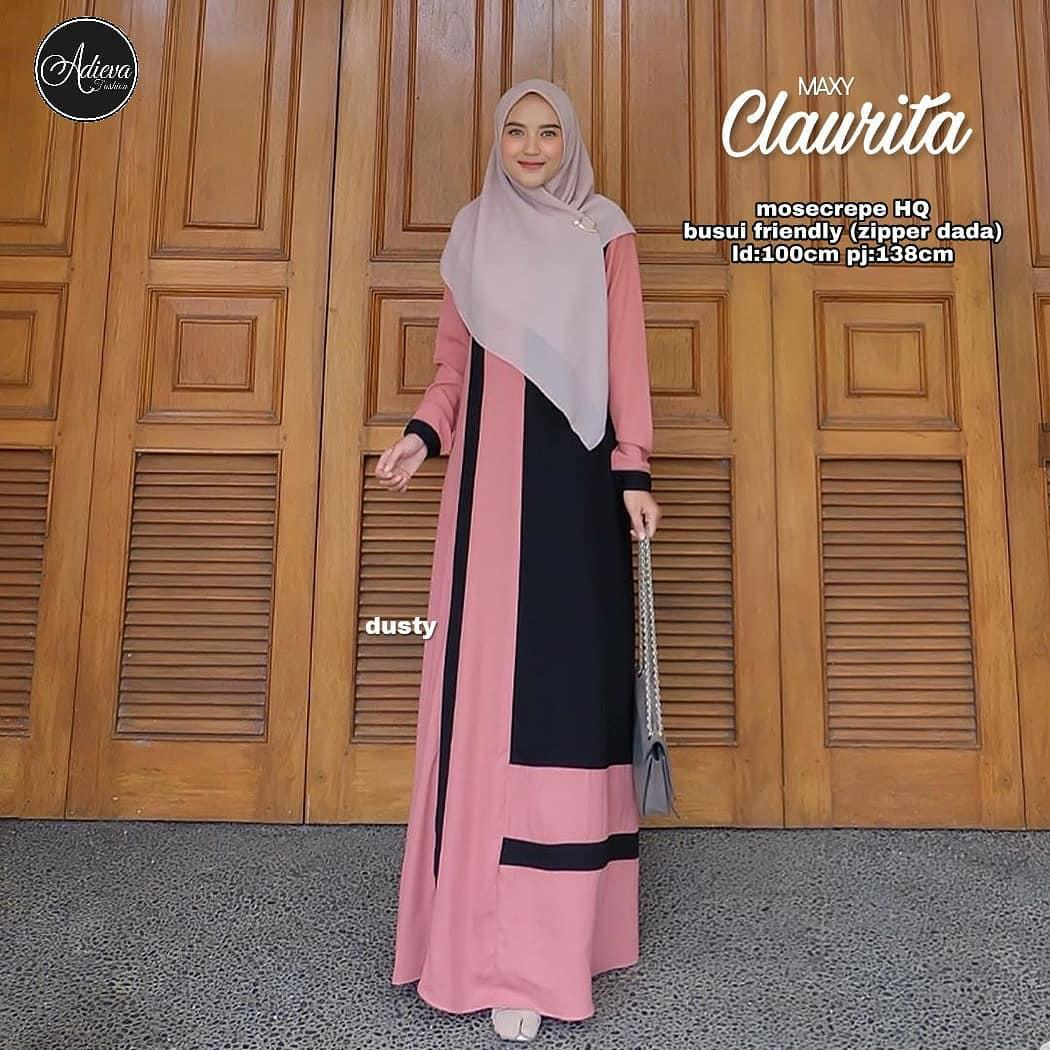 hilma dress/maxi dress/dress wanita  2020/dress pesta