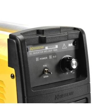 Detail Gambar Mesin Las Inverter DC INVERTER STICK WELDING 160A 220V 1PH 10058935 Terbaru