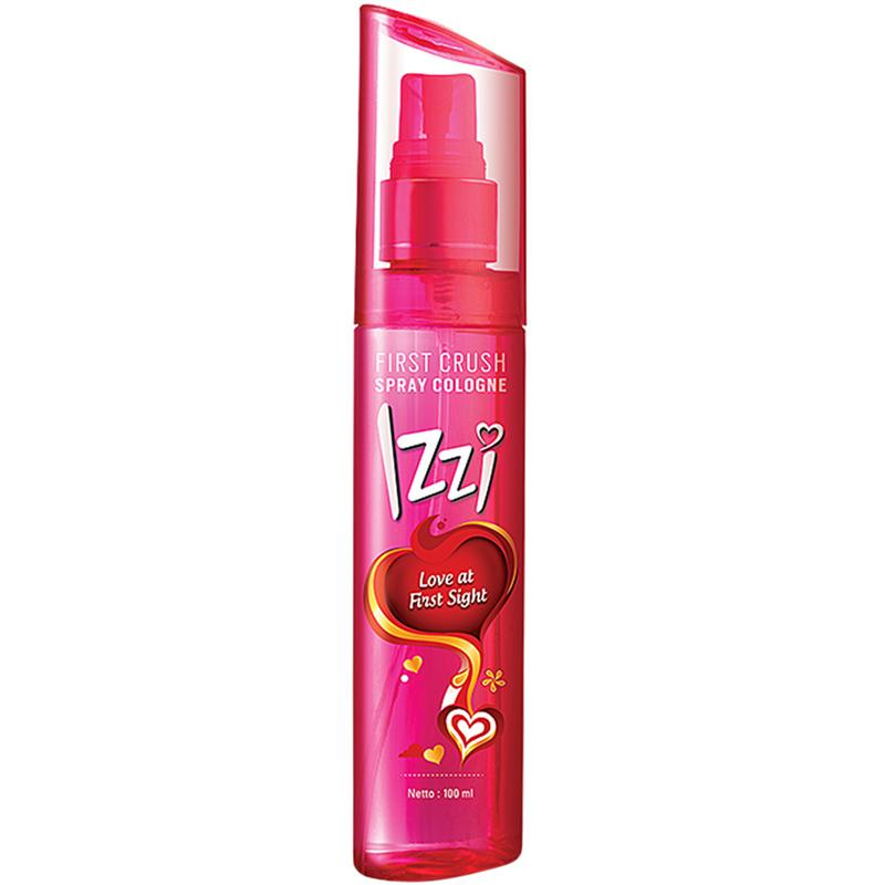 IZZI Spray Cologne Love At First Sight 100ml - 3