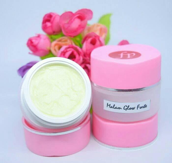 Double Glow Forte - Super Whitening Cream GLOWING FORTE