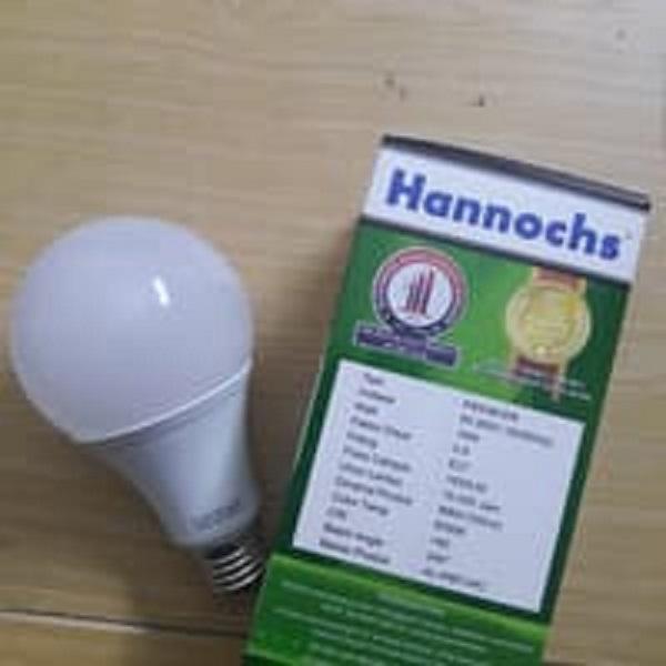 ... Lampu LED Hannochs Premier 7w 7 watt Putih - Bohlam Hemat Listrik - 4 ...