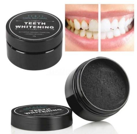 Harga Diskon Pemutih Gigi Alami Bamboo Charcoal Teeth Whitening