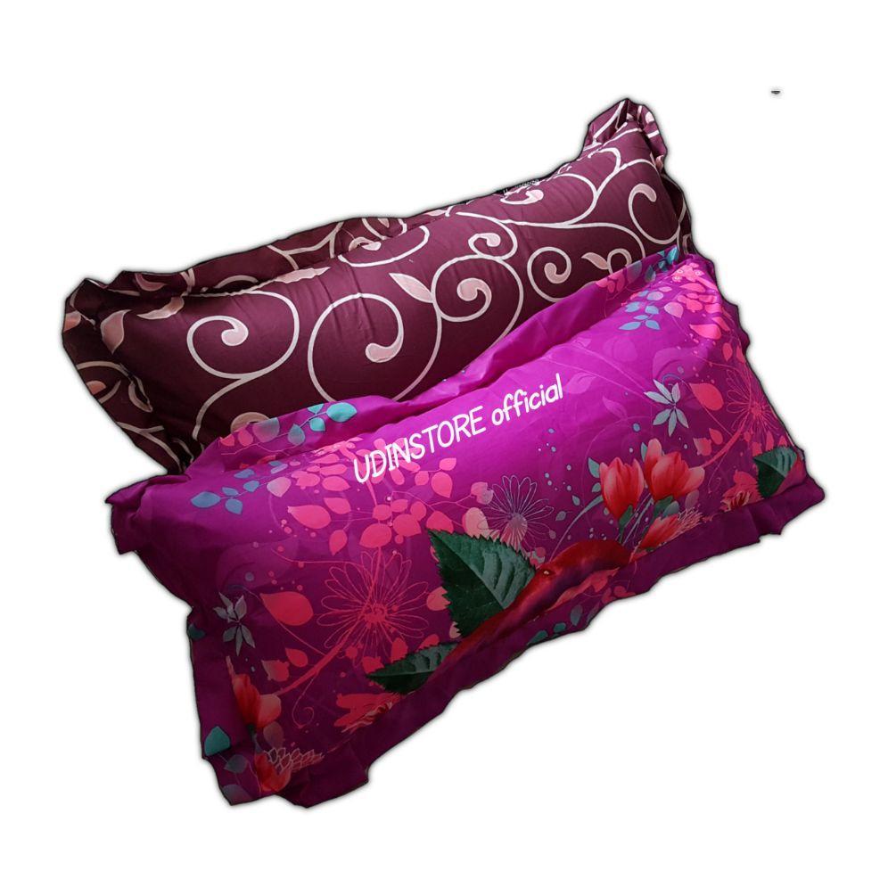 bantal cinta busa inoac original / bantal cinta jumbo / bantal panjang muat 2 orang dewasa awet anti kempes / bantal romantis