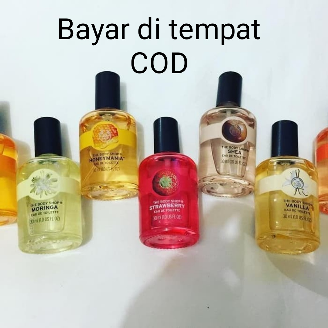 parfum the body shop 30ml edt all varian