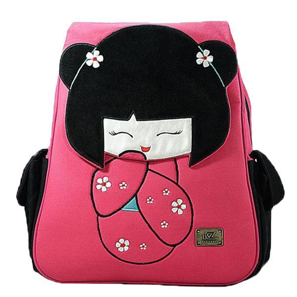 tas punggung anak sekolah lucu tas ransel 15 inch kabizaku backpack oshin