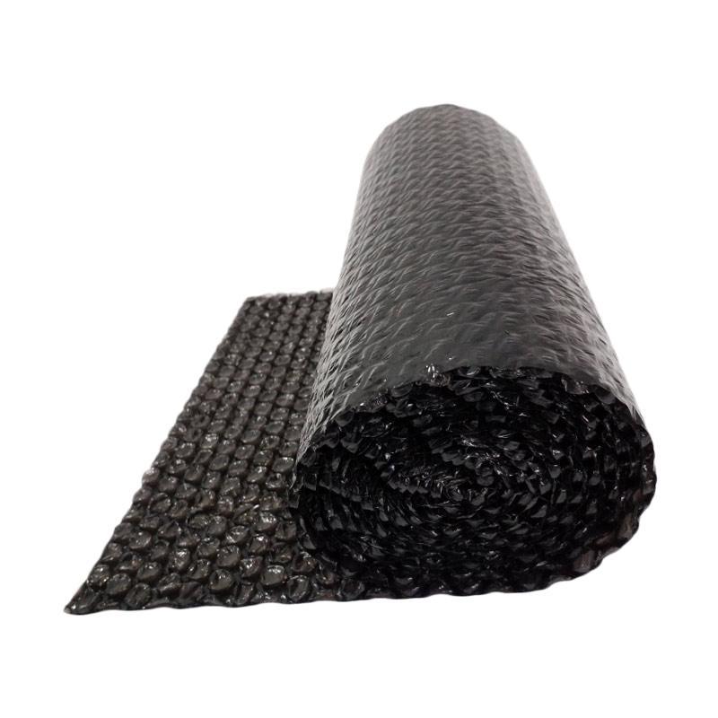 bubble wrap plastik gelembung 2meter x 125cm – hitam / bable wrap / pembungkus plastik / pembungkus barang