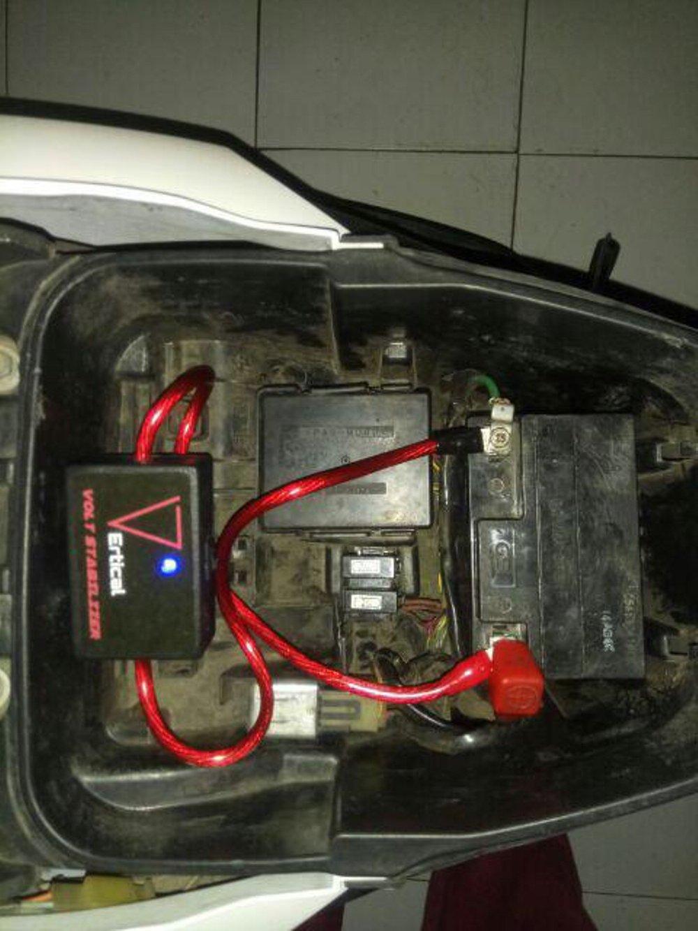 ... Stabilizer Aki Motor & Mobil / Original - 4