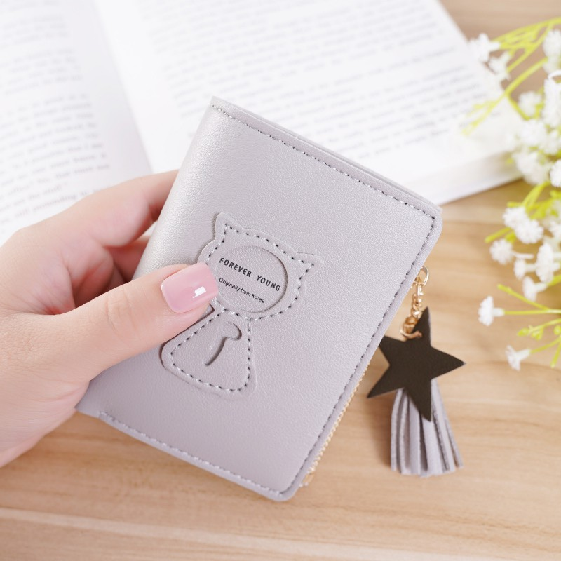 DOMPET FOREVER YOUNG D25 DOVE KELLY BELLY MINI GRACE KOREAN FASHION TRENDY FASHION WALLET