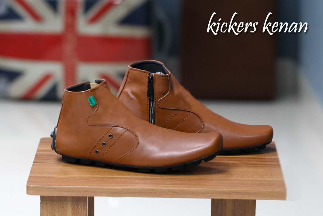 022 sepatu casual boots terpopuler terbaik code 022