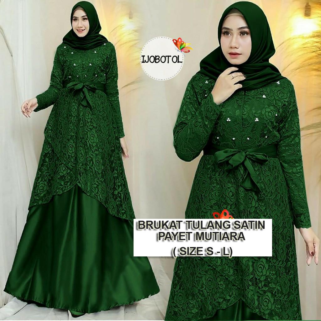 gamis best er  (cod)-baju muslim cewek/baju muslim/gamis wanita/gamis wanita  bagus/gamis ibu ibu/gamis lebaran 2020 kebaya modern /kebaya muslim modern/baju muslim remaja/baju muslim brukat/gamis muslim/gamis  ihimalaya