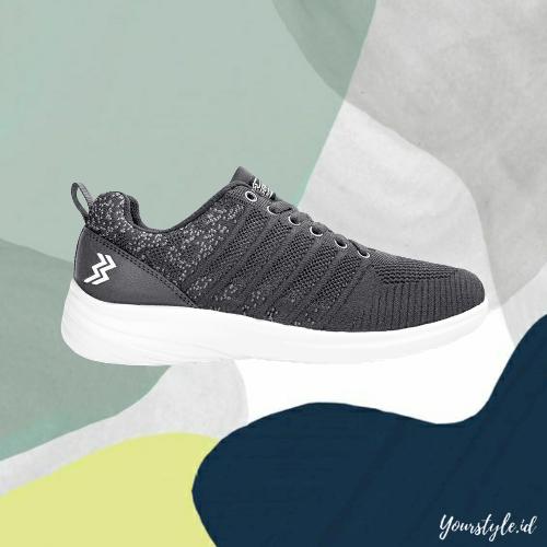 yourstyle.id – sepatu sport pria geoff max original type athletica – at 693 hitam abu navy