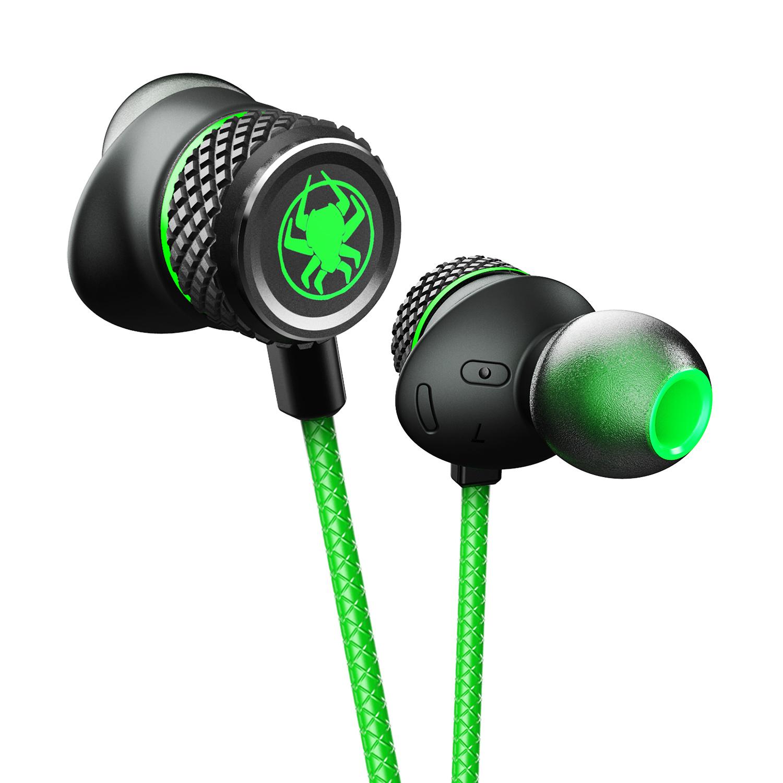 plextone earphone gaming g15 headset game hedset handsfree handset