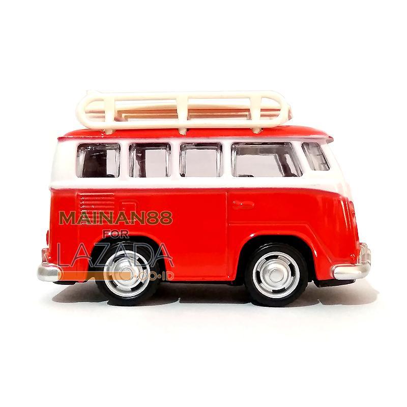 Mainan88 Rc Mobil Bigfoot Fj Cruiser Suv Mainan Anak Mobil Remote Source · Detail Gambar MAINAN88 Diecast Mobil VW Combi Mainan Edukasi Anak Miniatur ...