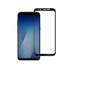 Detail Gambar TEMPER GLASS 5D/6D FOR SAMSUNG A7 2018 WARNA HITAM Terbaru