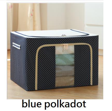 Storage Box kotak penyimpanan baju boneka selimut majalah 66 L