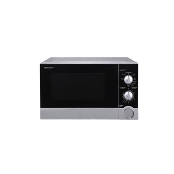Sharp Straight Microwave Oven 23Liter Low Watt 450W R-21DO(S)-IN