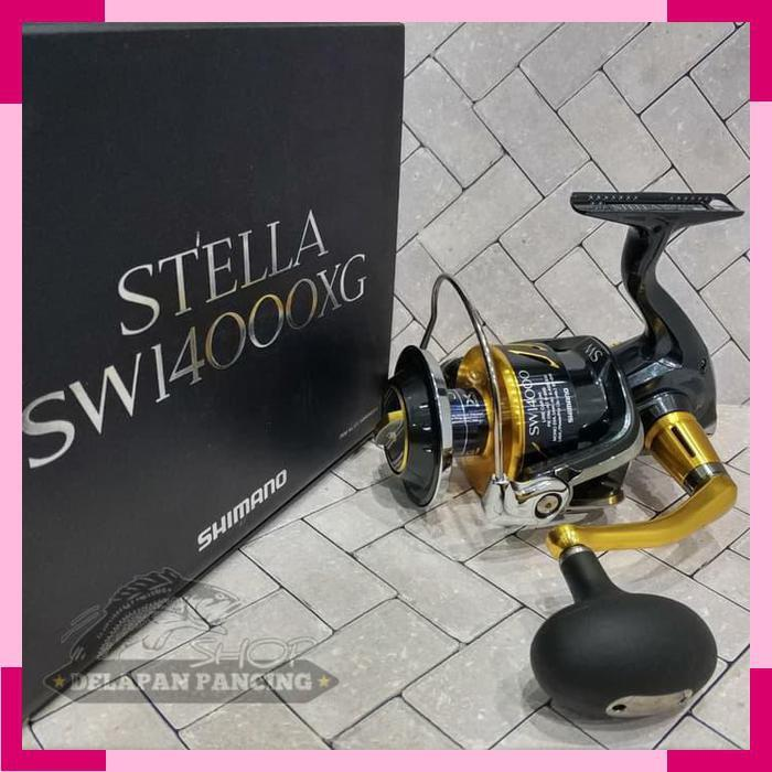 Review Reel Shimano Stella Sw 14000 Xg And Newest Price