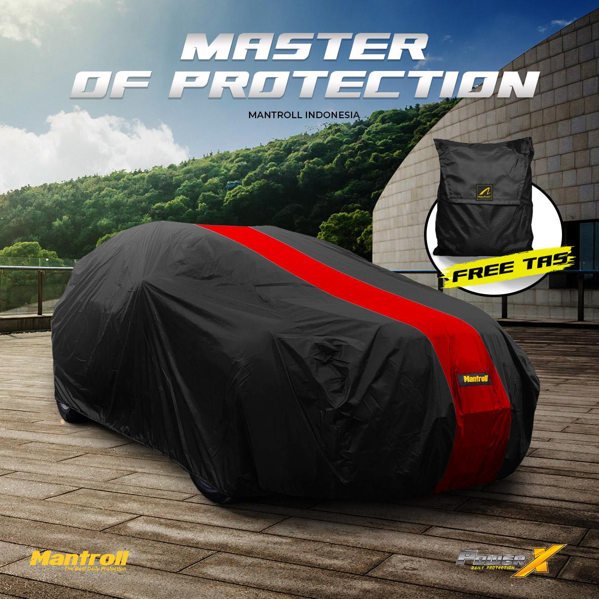 mantroll sarung mobil cover mobil penutup mobil mantel mobil outdoor pajero fortuner innova mux mega best er