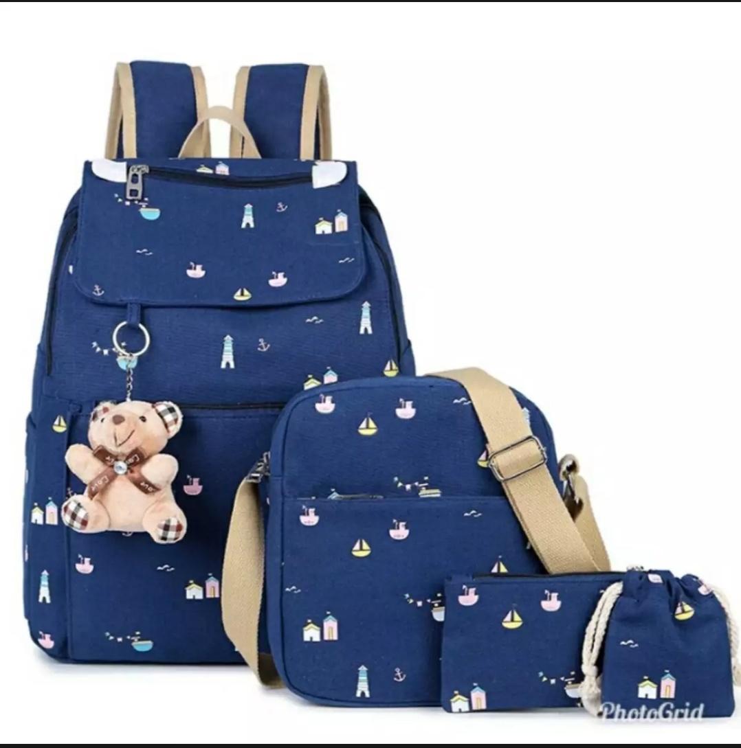 [cod]✓ tas motif  paris  [untuk kamu yang suka dengan paris] ★★★★★ +5
