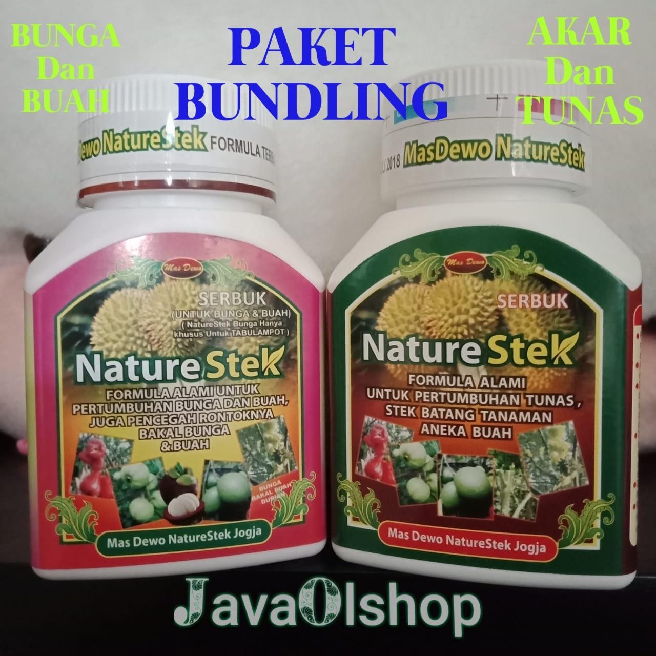 promo 1 botol nature stek bunga buah 1 botol nature stek akar tunas