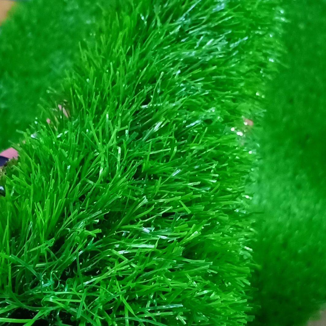 karpet rumput sintetis swiss 25cm X 25cm - artifisial grass