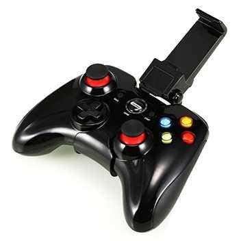 ... COD Remax Reyou Bluetooth Gamepad - RY-01 - Black/Hitam - Stick Joystick ...