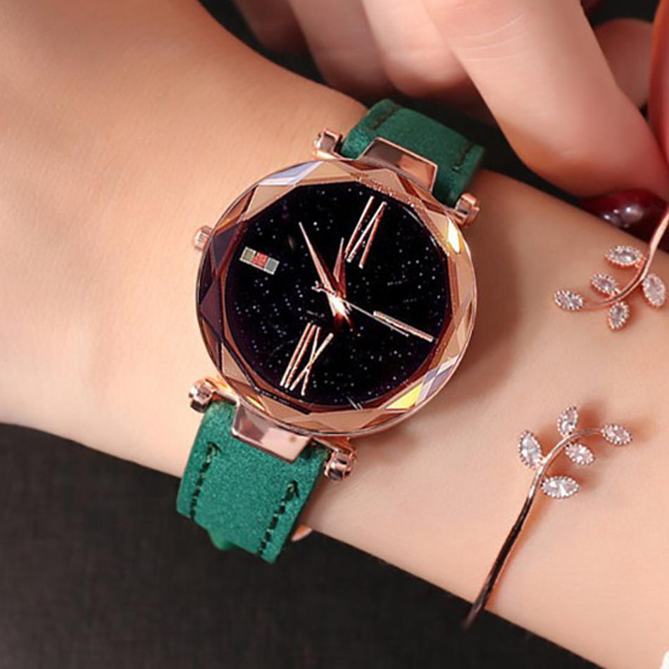 Quartz Women's Watches - Jam Tangan Wanita Luxury