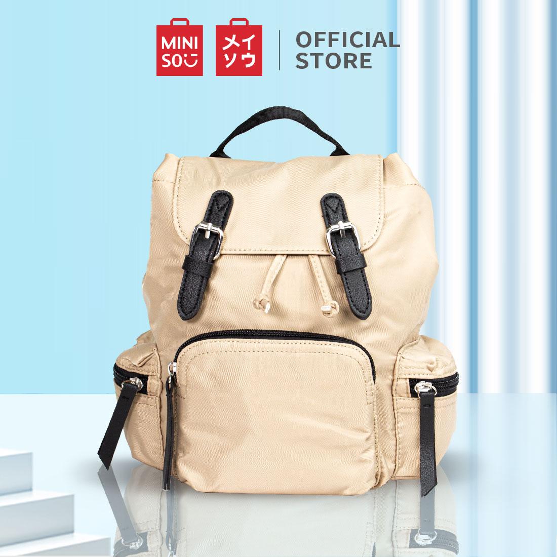 Dimana Beli Miniso Minigo Tas Ransel Backpack Lipat 13l ...