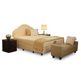 harga central spring bed