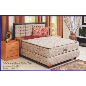 spring bed uniland