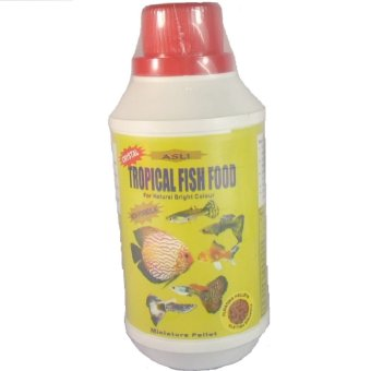 makanan ikan akuarium