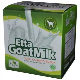 harga susu kambing