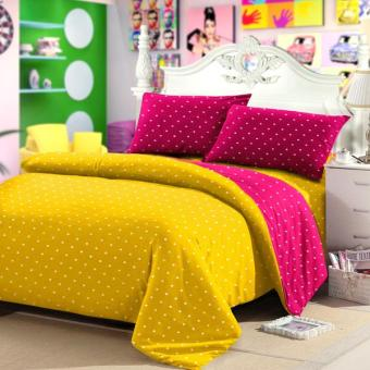 harga bed cover