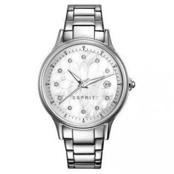 Esprit Jane Jam Tangan Wanita ES108622004 - Stainless Steel -\nSilver White