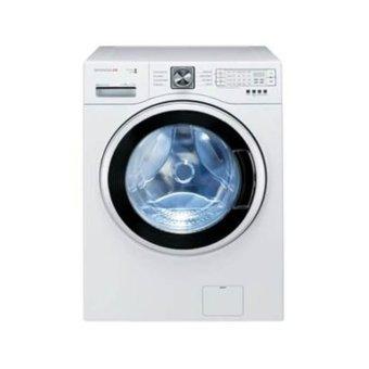 Harga Samsung Mesin Cuci Top Loading WA90J5711SW – Putih – Khusus Jadetabek. Source · mesin